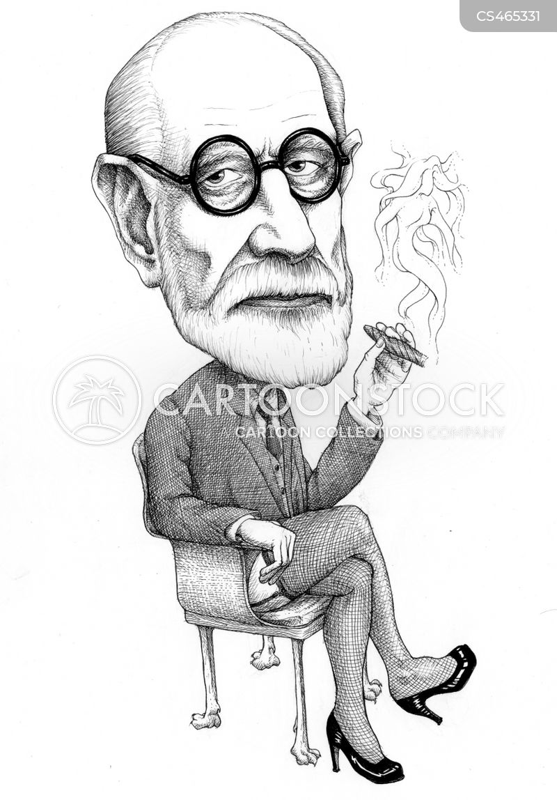 great thinker cartoon