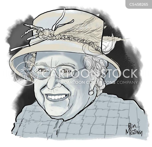 british royal cartoon
