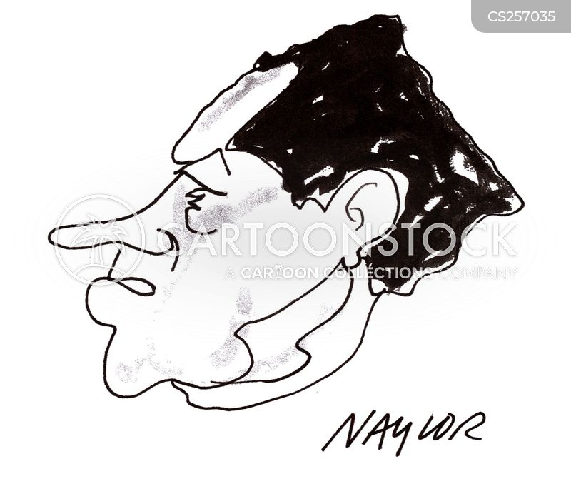 president nixon cartoon