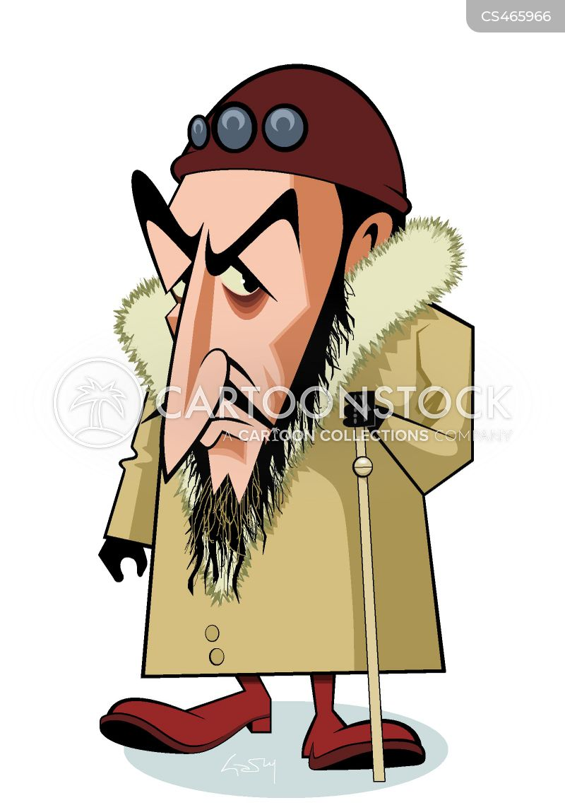 ivan the terrible cartoon