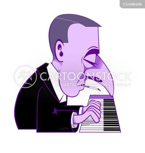 rachmaninoff cartoon