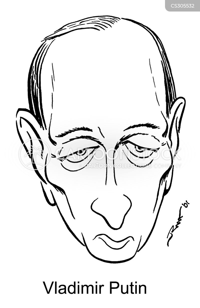 vladimir cartoon