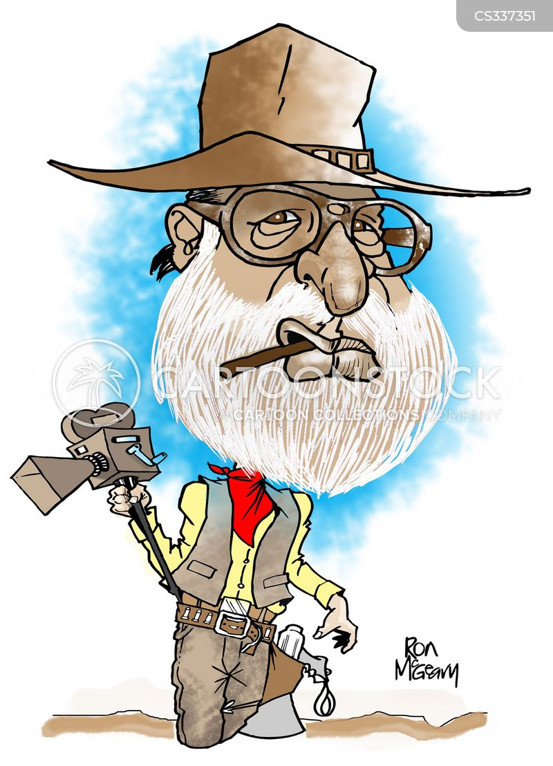 Sergio Leone Cartoons And Comics - Funny Pictures From -5703