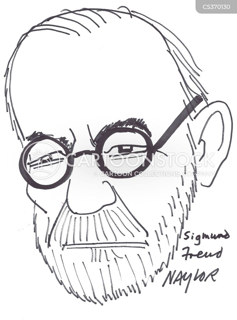 Sigmund Freud Cartoons And Comics