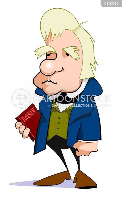 british literature cartoon