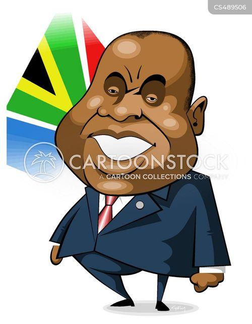 south african cartoon
