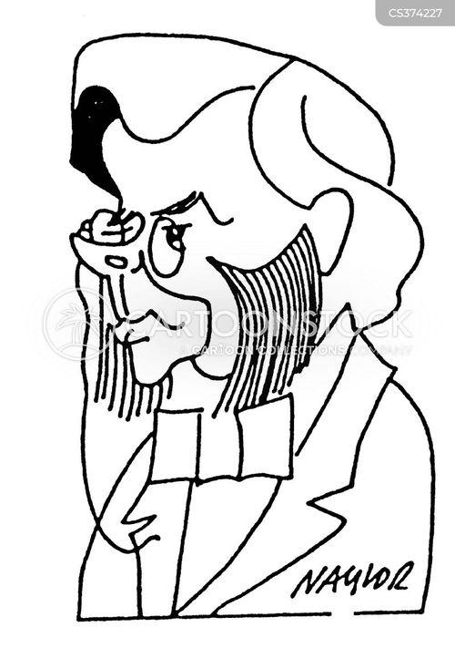 physiologist cartoon