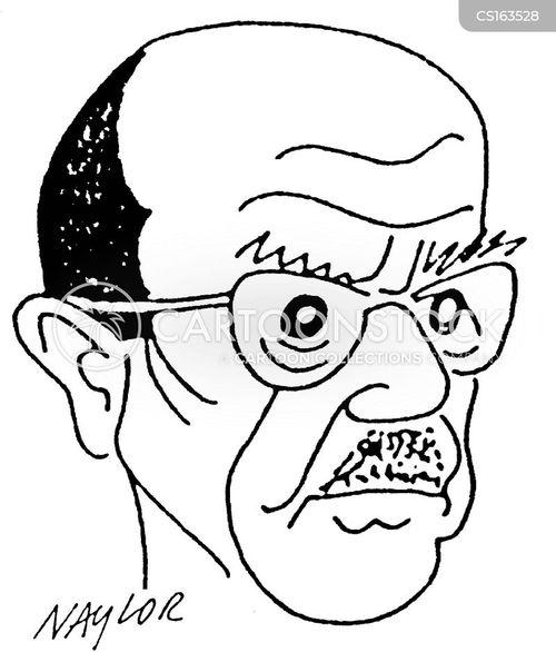 nobel prizewinners cartoon