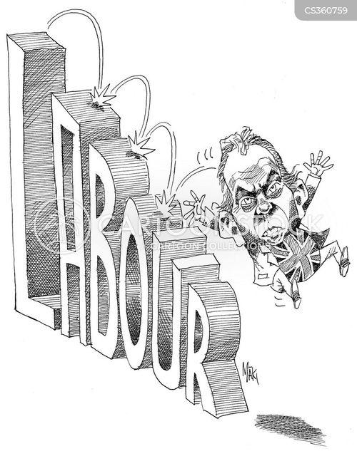 council elections cartoon
