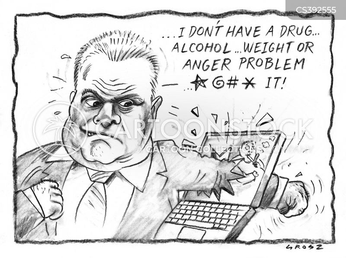 drug problem cartoon