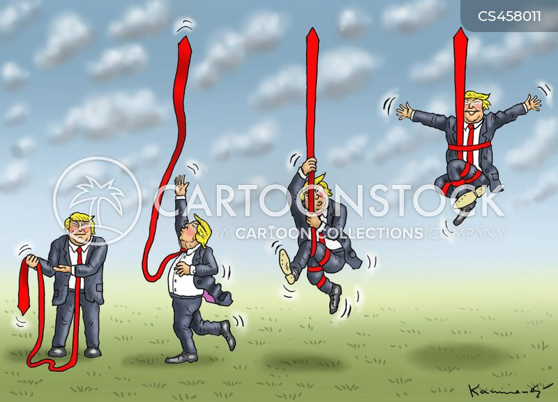ribbons cartoon
