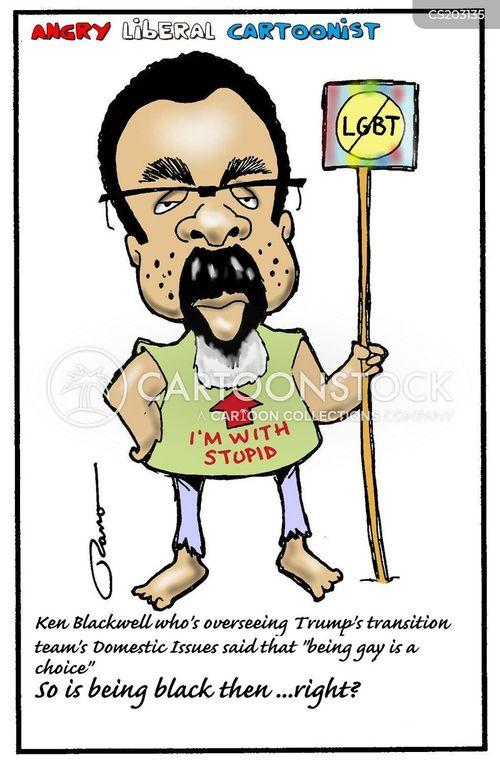 trump transition team cartoon