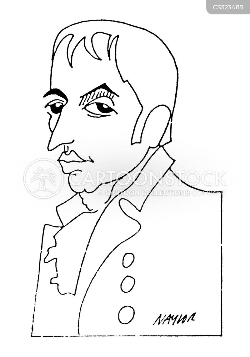 william wordsworth cartoon