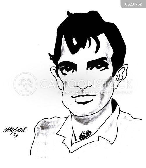 kerouac cartoon
