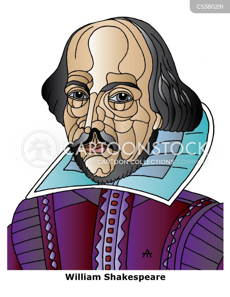 Shakespeare Cartoon, Shakespeare Cartoons, Shakespeare Bild, Shakespeare Bilder, Shakespeare Karikatur, Shakespeare Karikaturen, Shakespeare Illustration, Shakespeare Illustrationen, Shakespeare Witzzeichnung, Shakespeare Witzzeichnungen
