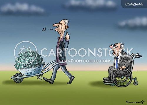 greek bailouts cartoon