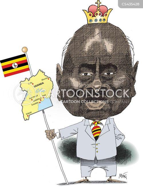 uganda cartoon