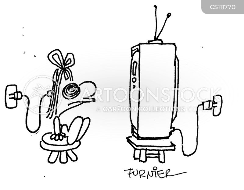 televison cartoon