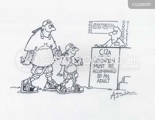 big kid cartoon