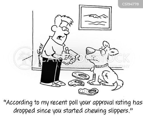family dog cartoon