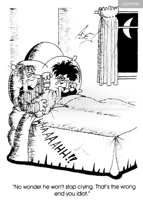 first times cartoon