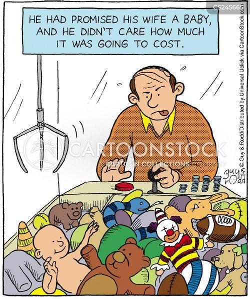 grabber cartoon