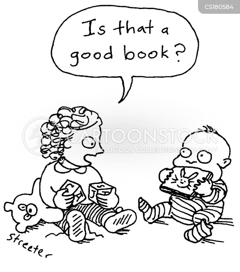 early readers cartoon