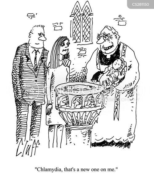 christen cartoon