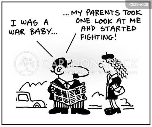 war babies cartoon