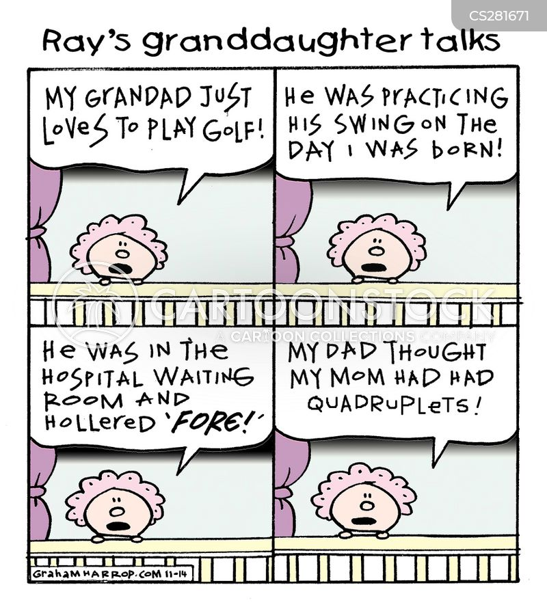 grandads cartoon