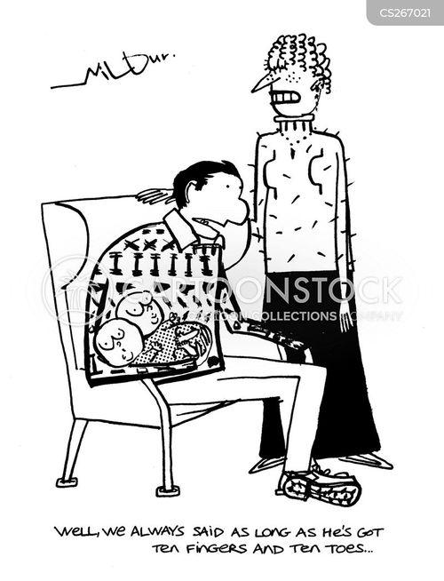 Genetics Cartoon For Kids