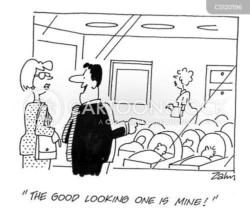 paternity cartoon