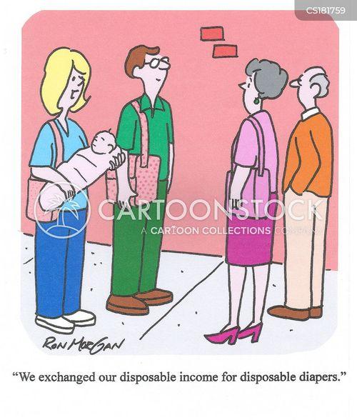 nappies cartoon