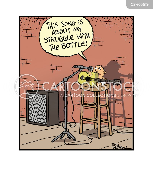 weaning cartoon
