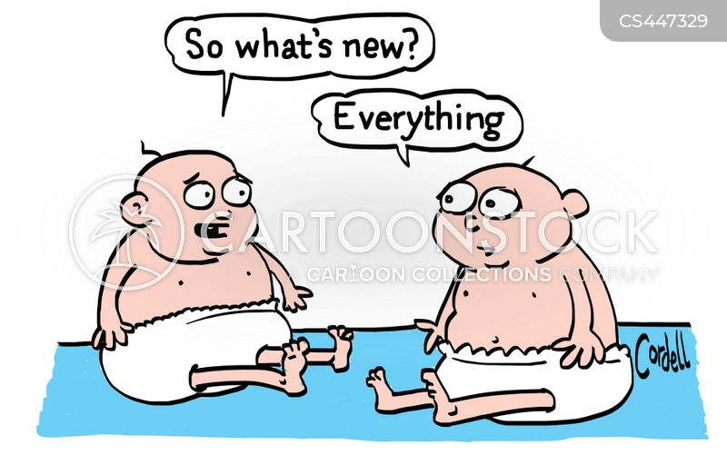 New Born Cartoons And Comics Funny Pictures From Cartoonstock