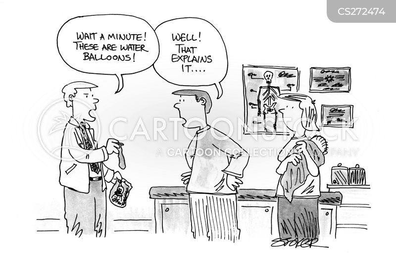 fertility doctors cartoon