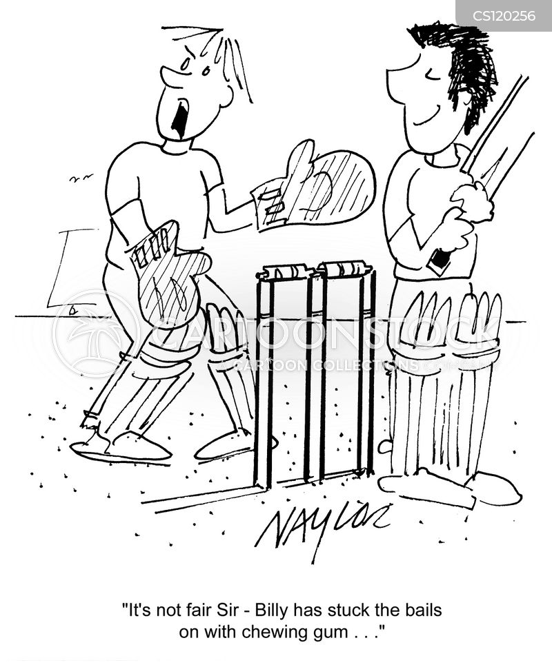 school cricket cartoons and comics funny pictures from cartoonstock