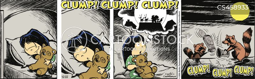 false assumptions cartoon