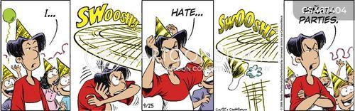 peeves cartoon