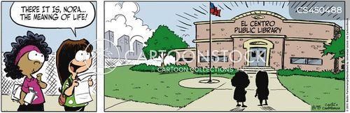 true meaning cartoon