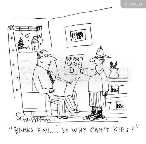 graded cartoon