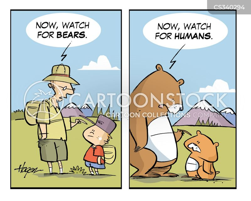 cub cartoon