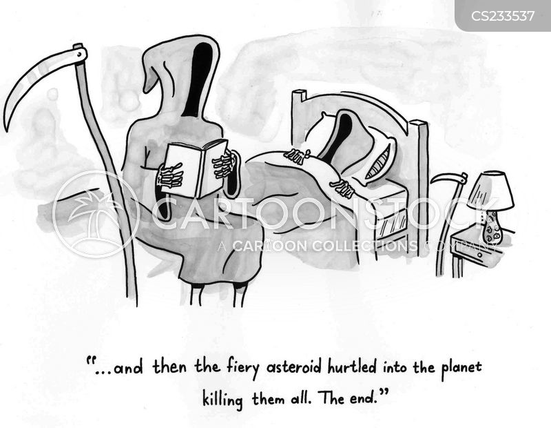 bedtime reading cartoon