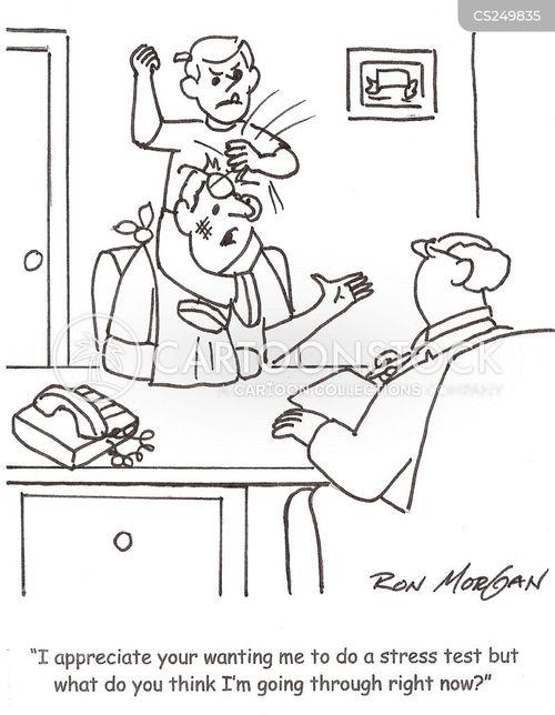 behaviour problems cartoon