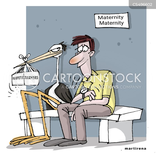 maternity hospitals cartoon
