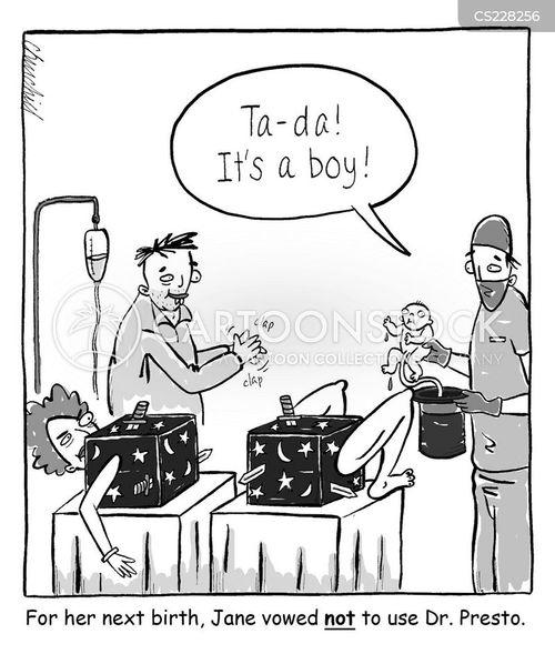 newborn baby cartoon