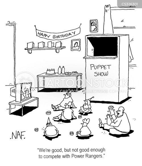 bested cartoon