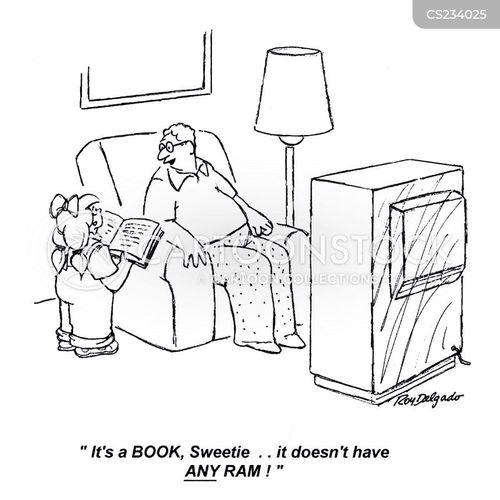 specification cartoon