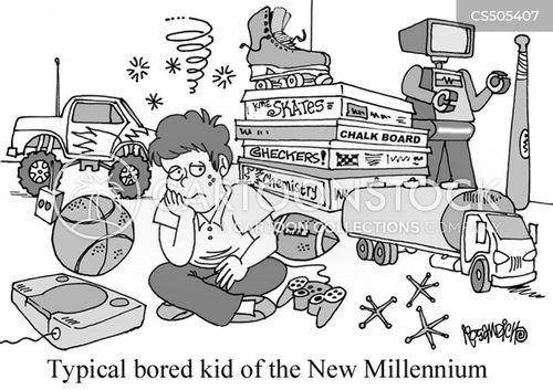 digital childhoods cartoon