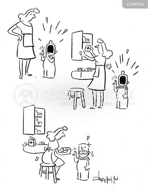 medicine cabinet cartoon